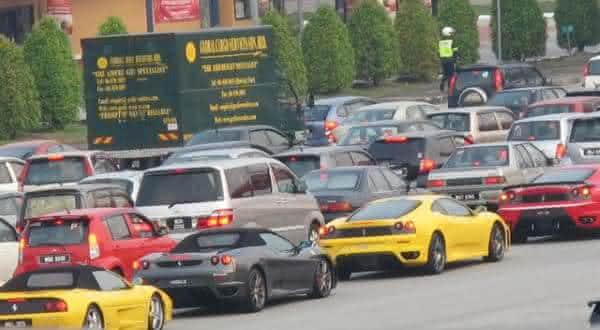 monaco entre os paises com mai carros no mundo