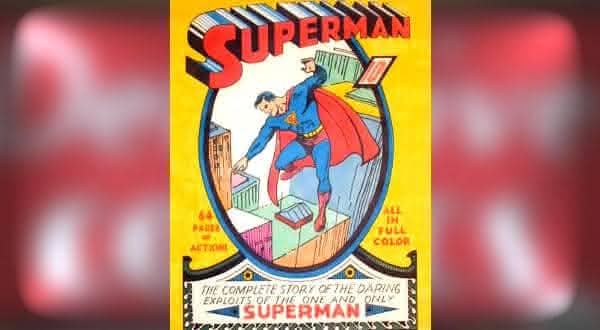 superman o hq mais caro
