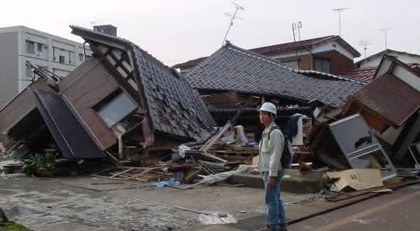 terremoto chuetsu desastres naturais mais caros do mundo