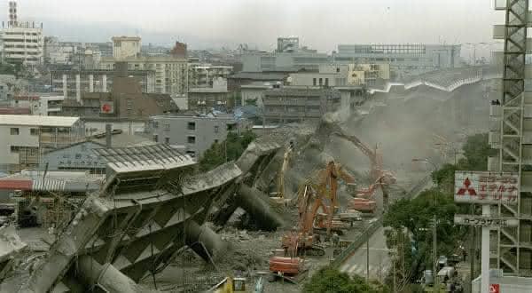 terremoto kobe entre os mais devastadores desastres naturais do mundo