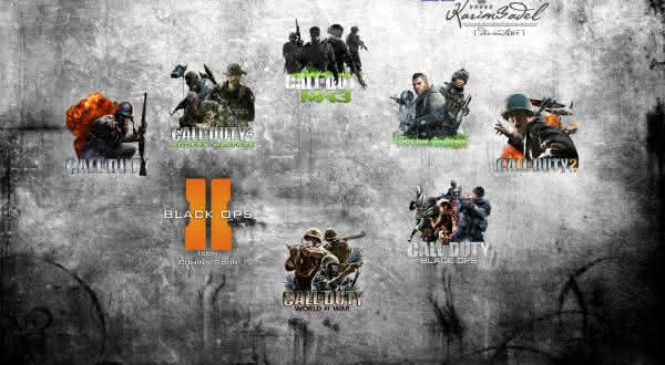 the call duty entre as maiores franquias de jogos do mundo