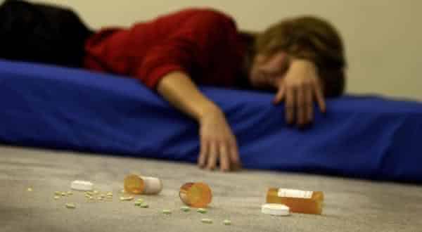 Benzodiazepinas entre as drogas mais viciantes do mundo