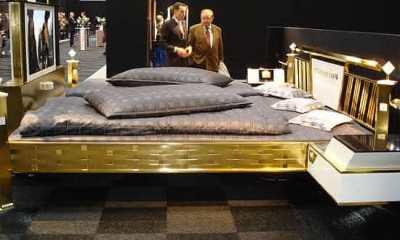 Top 10 camas mais caras do mundo