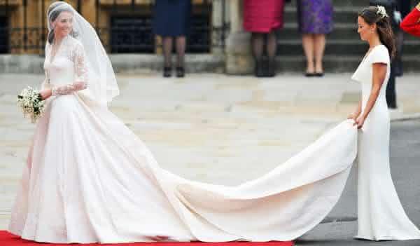 Vestido da Kate Middleton entre os vestidos de noiva mais caros do mundo