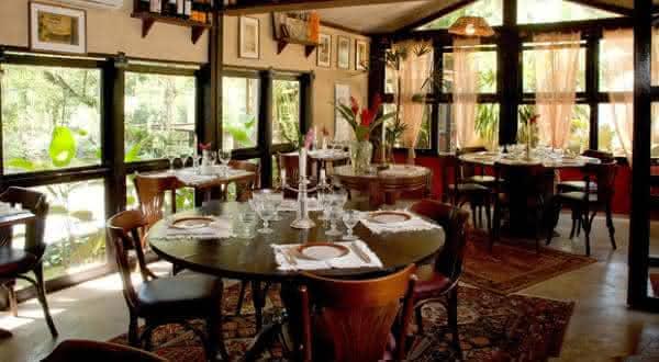 Voila Bistro entre os melhores restaurantes do brasil
