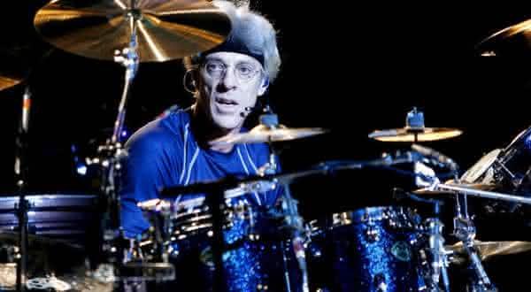stewart copeland entre os melhores bateristas do mundo