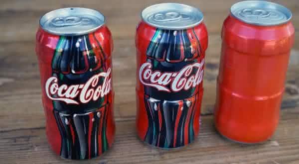 Latas Prototipos Coca Cola 1997 entre os refrigerantes mais caros do mundo
