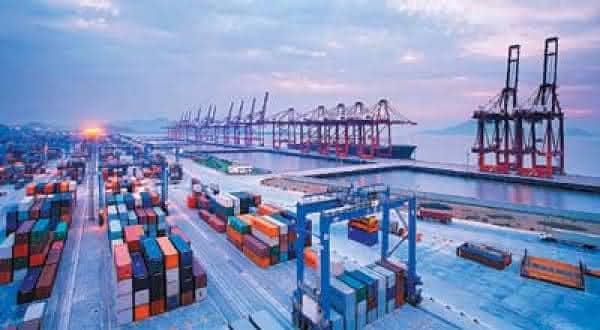 Ningbo-Zhoushan entre os maiores portos do mundo