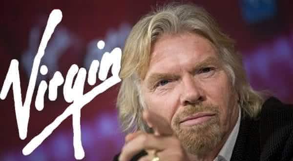 Richard Branson entre os bilionários que nunca terminaram a faculdade