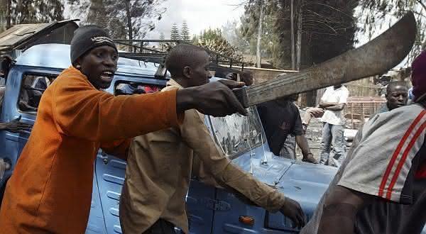 The Mungiki entre as organizacoes criminosas mais perigosas do mundo
