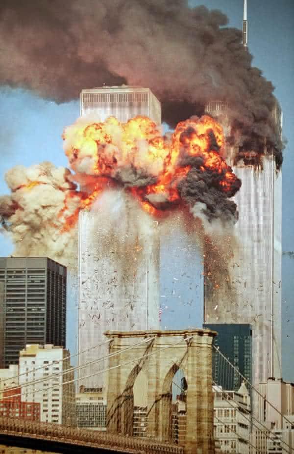 World Trade Center 11-9 – Steve Ludlum entre as fotos que mais chocaram o mundo