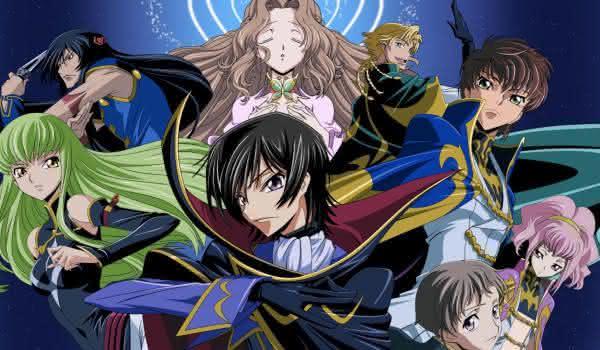 code geass entre os melhores animes de todos os tempos