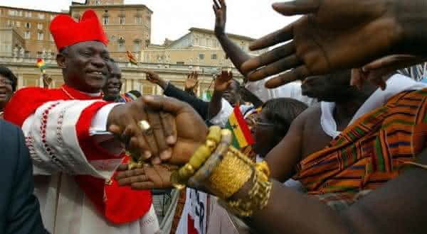 gana entre os paises mais religiosos do mundo