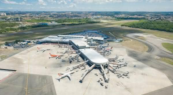 Aeroporto Internacional Luis E Magalhaes entre os maiores aeroportos do brasil