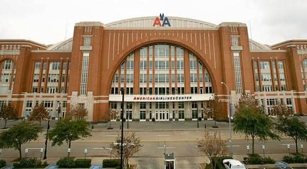 American Airlines Center entre as maiores academias do mundo