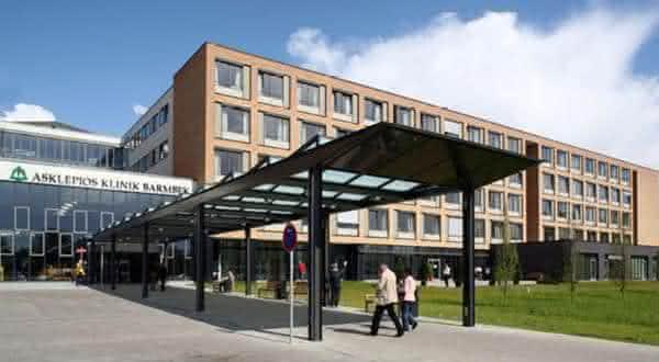 Asklepios Klinik Barmbek entre os hospitais mais caros do mundo