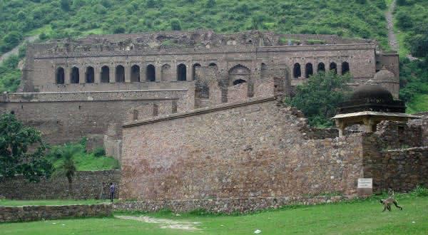 Bhangarh Fort entre os lugares mais assombrados ao redor do mundo