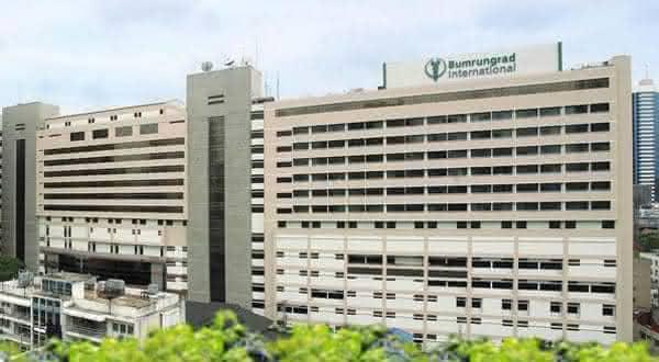Bumrungrad International Hospital entre os hospitais mais caros do mundo