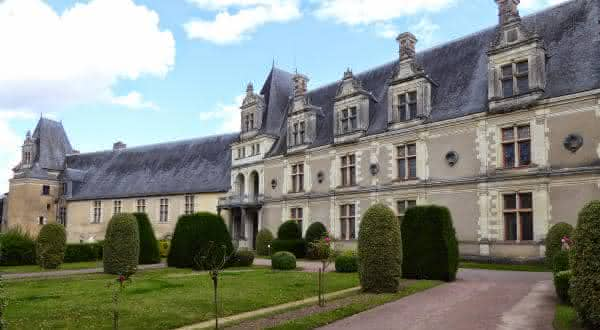 Chateau de Chateaubriant Franca