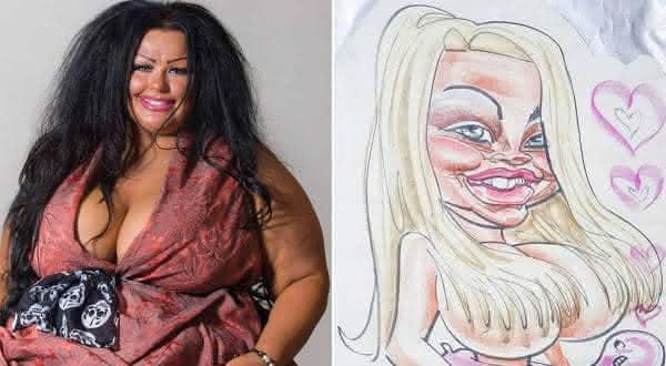 Krystina Butel entre as cirurgias plasticas mais bizarras do mundo