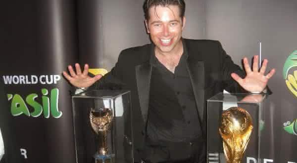 Lance Burton entre os  magicos mais famosos do mundo