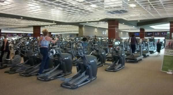 Life Time Fitness Gym 2 entre as maiores academias do mundo