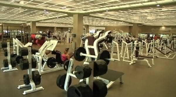 Life Time Fitness Gym entre as maiores academias do mundo