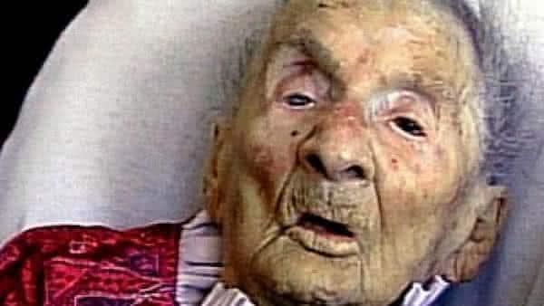 Marie-Louise Meilleur entre as pessoas mais velhas de todos os tempos