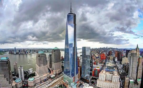 One World Trade Center entre os edificios mais caros do mundo