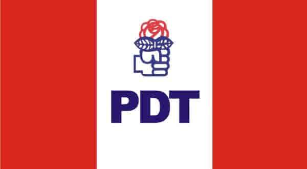 PDT entre os partidos politicos com mais afiliados do brasil