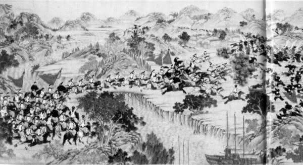 Revolta Dungan entre as guerras com mais mortos de todos os tempos