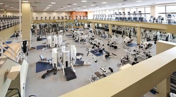 The Sports Club 2 entre as maiores academias do mundo
