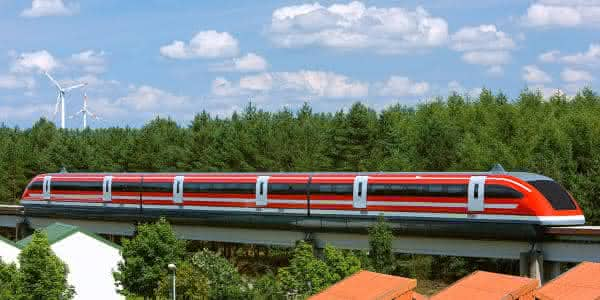 Transrapid TR-09 entre os trens mais rapidos do mundo