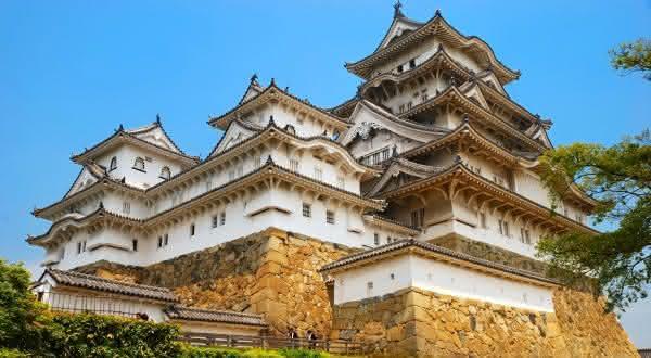 castelo de himeji entre os maiores castelos do mundo
