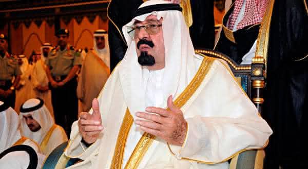 Abdullah bin Abdul Aziz Saud entre os presidentes mais ricos do mundo
