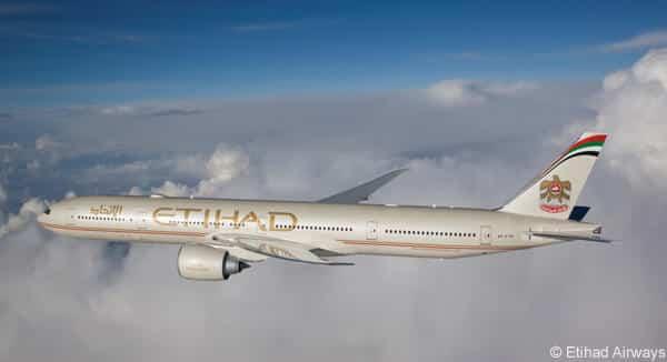 Abu Dhabi-AUH Los Angeles-LAX entre os vôos mais longos do mundo