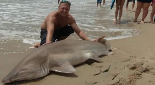 Galveston entre as praias mais perigosas do mundo