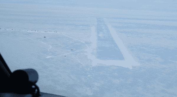 Ice Runway entre os aeroportos mais perigosos do mundo