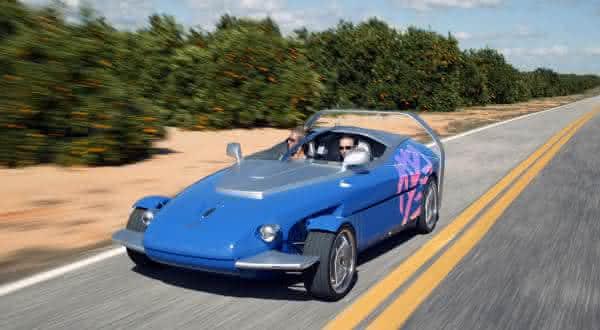 Rinspeed Splash entre os mais incriveis carros anfibios 2