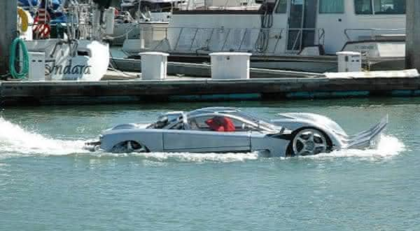 Sea Lion entre os mais incriveis carros anfibios