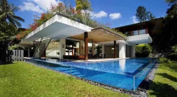 Tangga House entre as piscinas mais incriveis do mundo