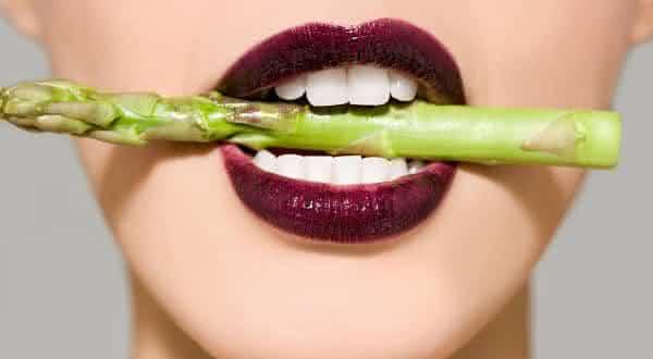 aspargos entre os melhores alimentos afrodisiacos