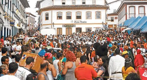 carnaval de diamantina entre as melhores festas de carnavais do brasil