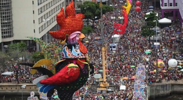 carnaval de recife uma das melhores festas de carnavais do brasil