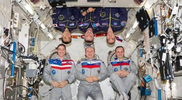 estacao espacial internacional 2 entre as maiores obras da engenharia no mundo