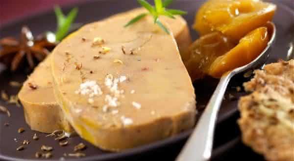 foie gras entre os melhores alimentos afrodisiacos
