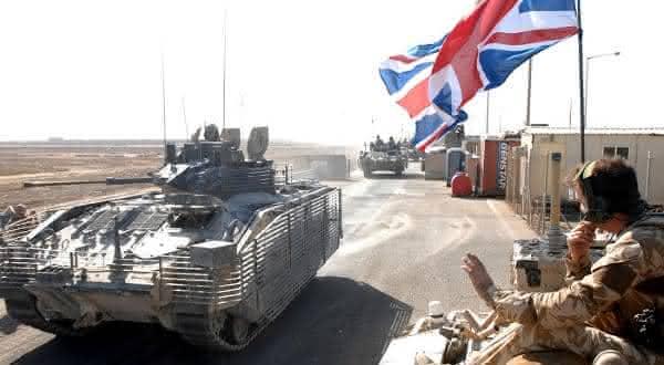 reino unido entre os paises com mais gastos militares