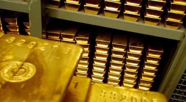 russia entre os paises com as maiores reservas de ouro do mundo