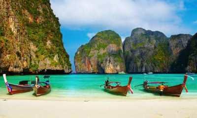 Top 10 países que mais recebem turistas do mundo