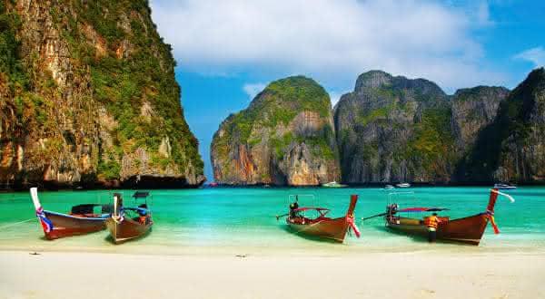thailandia entre os paises que mais recebem turistas do mundo